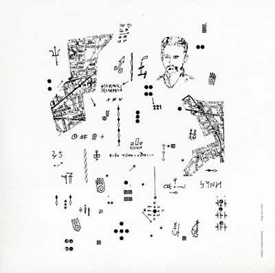 Jean-Louis Brau, poesía visual