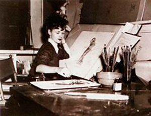 Pin-Up - Clásicos: Joyce Ballantyne, Usa, 1918-2006