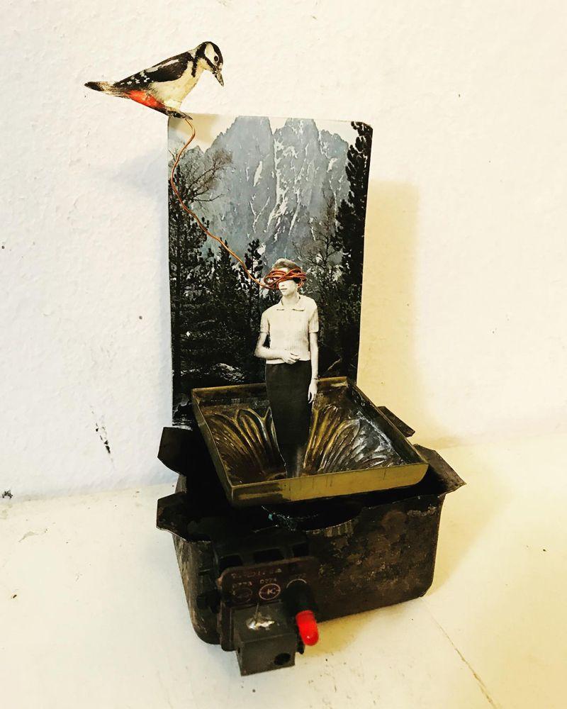Mariano Alonso, poesía visual