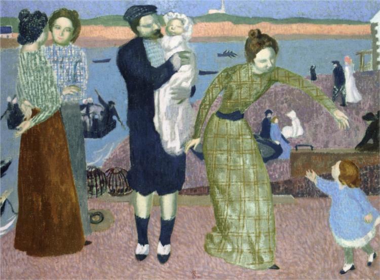 Maurice Denis, Francia, 1870-1943