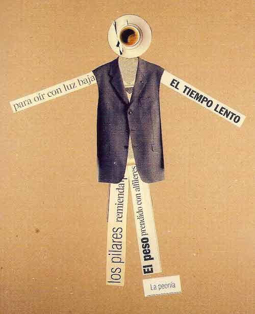 Tomás Salvador González, poesía visual