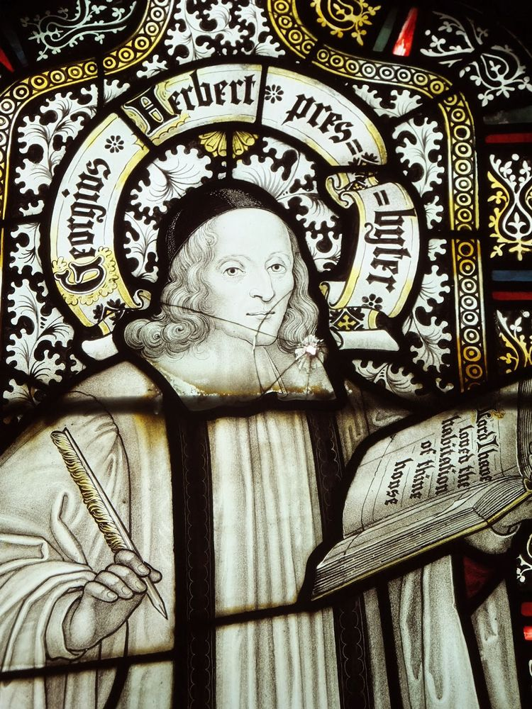 George Herbert, Montgomery (Reino Unido), 1593-1633