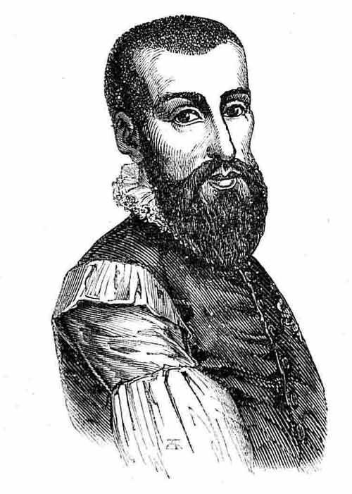 Juan Boscán Almogáver, Barcelona, 1487-1542