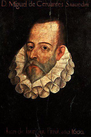 Miguel de Cervantes Saavedra, Alcalá de Henares, 1547-1616