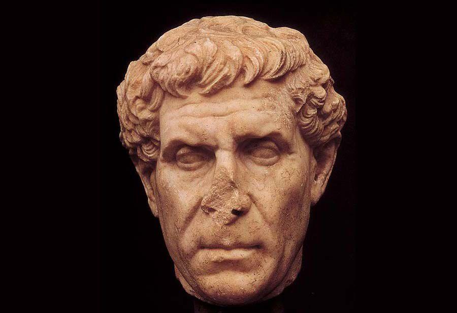 Publio Virgilio Marón, República Romana, 70-19 a.C.