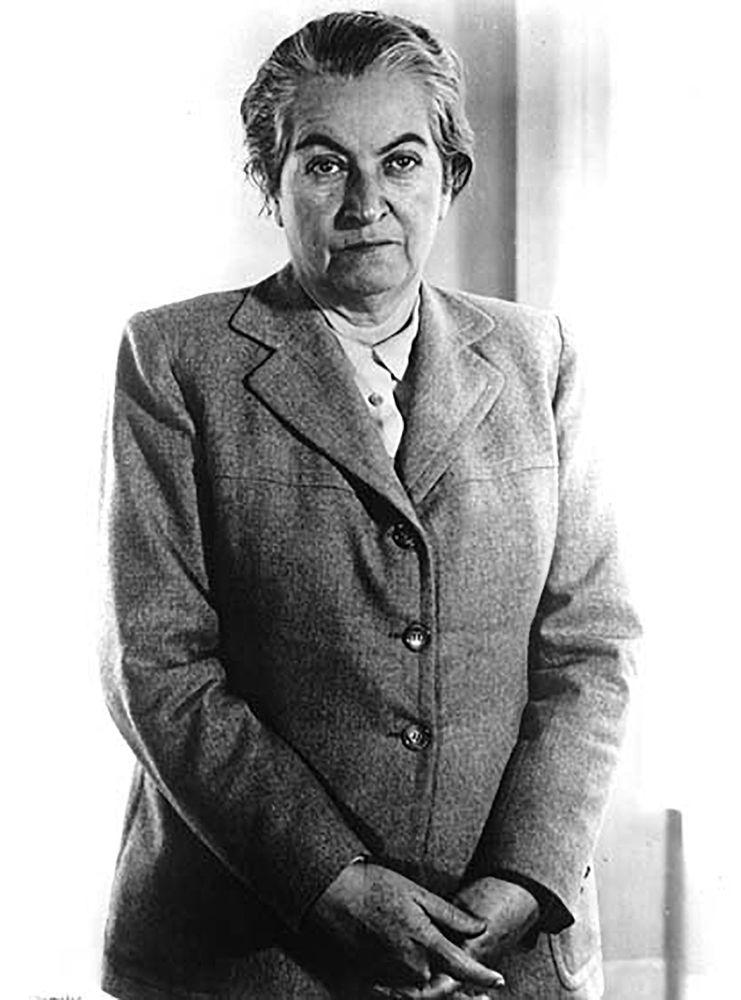 Gabriela Mistral, Chile, 1889-1957