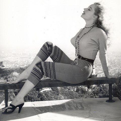 Betty Brosmer, California, 1929