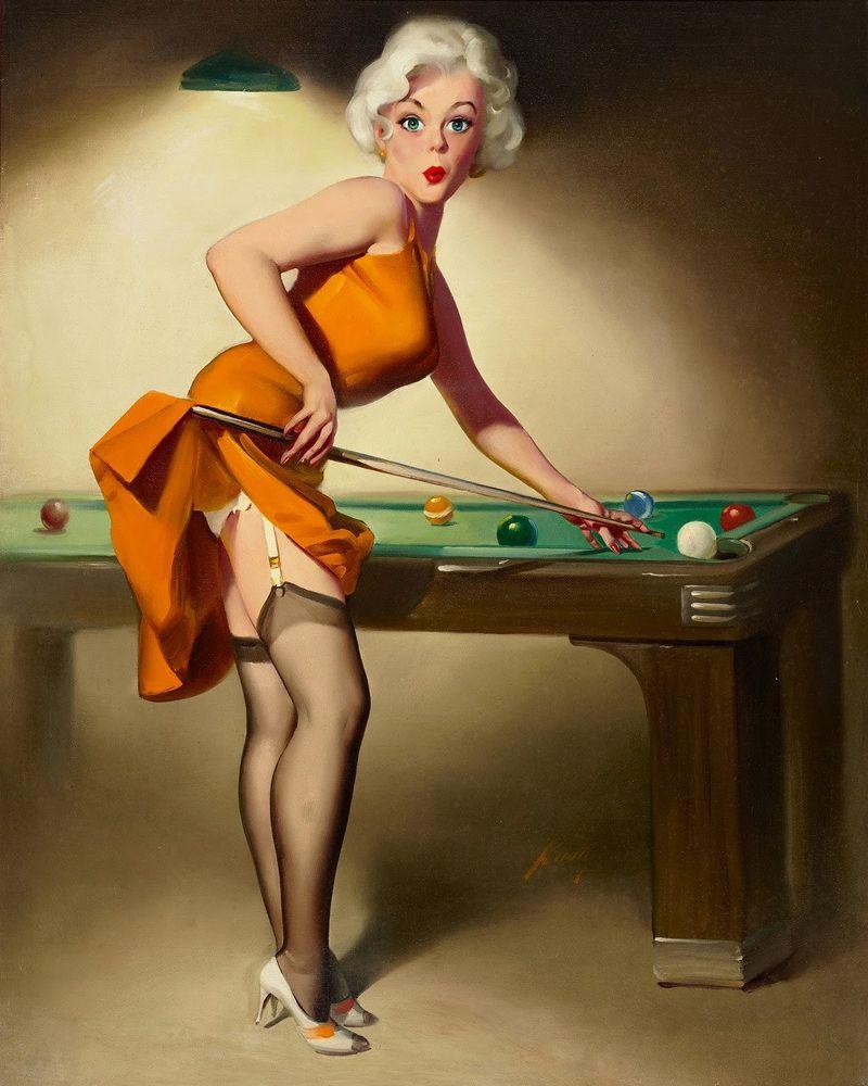 Donald Rust, Usa, 1932