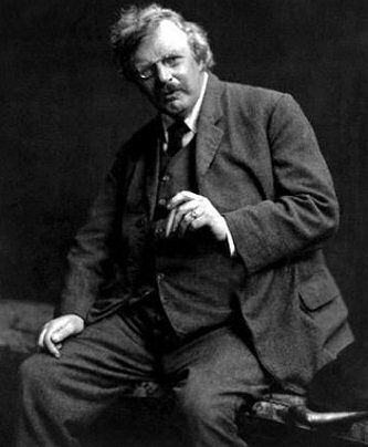 G. K. Chesterton, Londres, 1874-1936