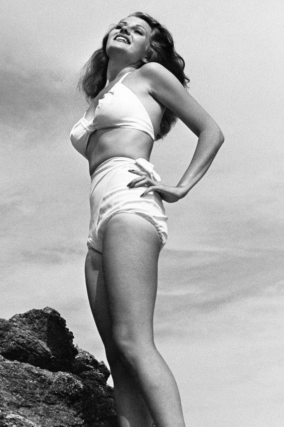 Rita Hayworth, Nueva York, 1918-1987