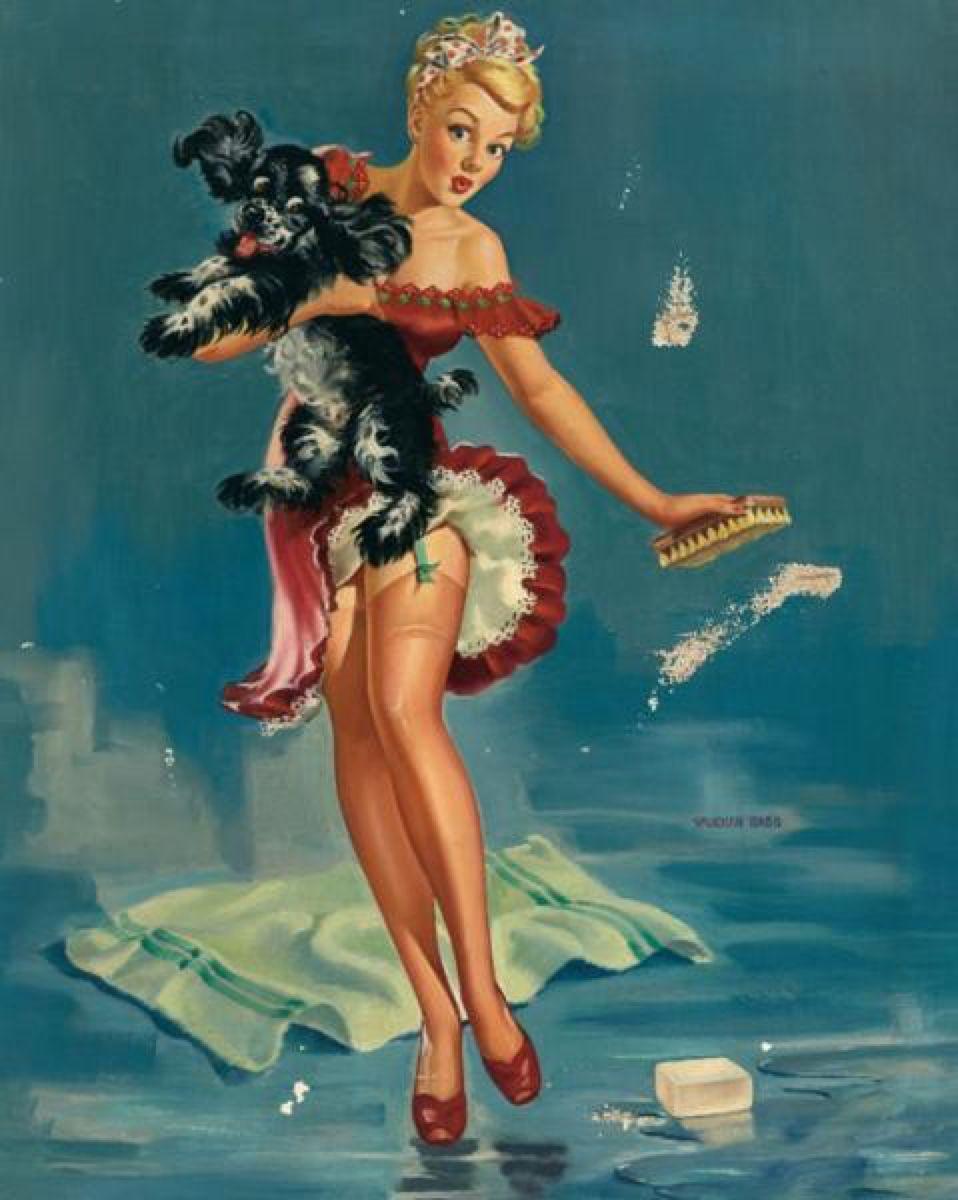 Vaughan Alden Bass, Usa, 1921-1957