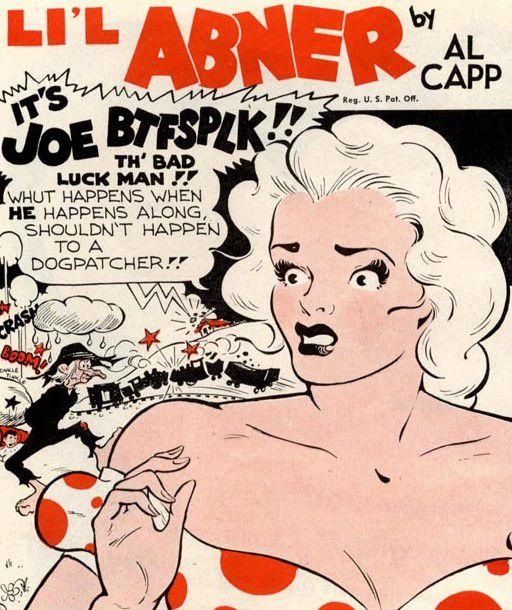 Al Capp, Usa, 1909-1979