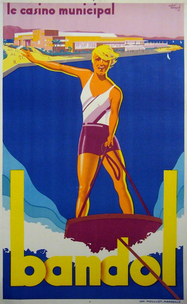 André Bermond, Francia, 1903-1983