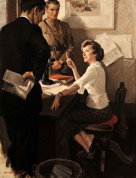Charles Edward Chambers, Usa, 1883-1941
