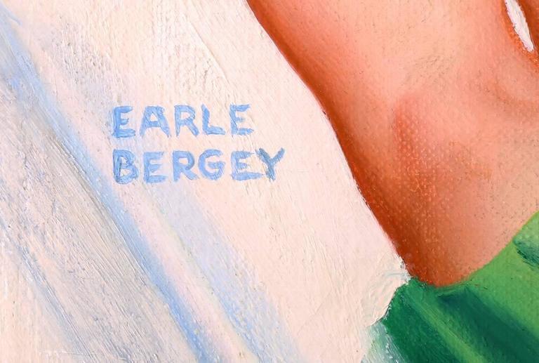 Pin-Up -Clásicos: Earle K. Bergey, Usa, 1901-1952