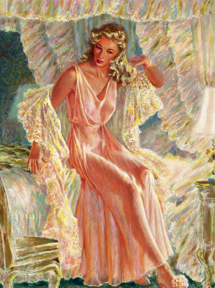 Edwin Giorgi, Usa, 1896-1964