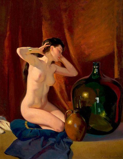 Frederick Sands Brunner, Usa, 1886-1954