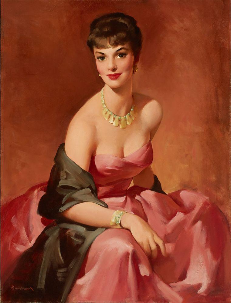 Haddon Sundblom, Usa, 1899-1976