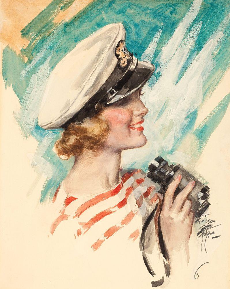 Harrison Fisher, Usa, 1875-1934