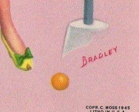 Harry C. Bradley, Usa, 18??-19??