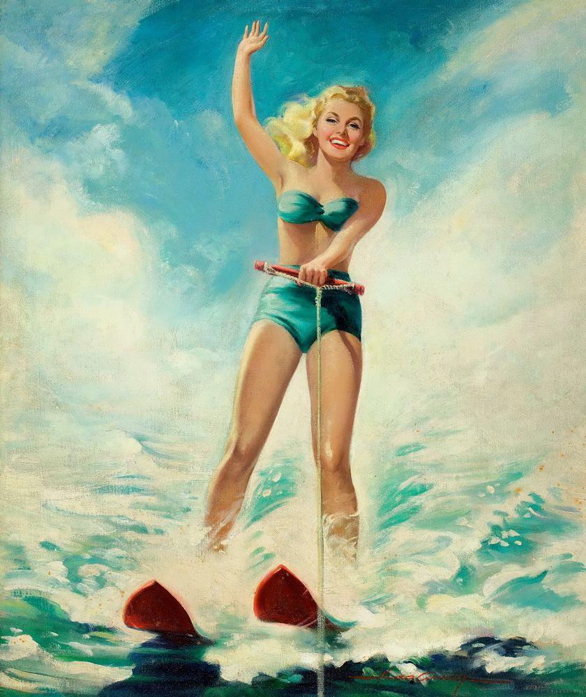 Howard Connolly, Usa, 1903-1990