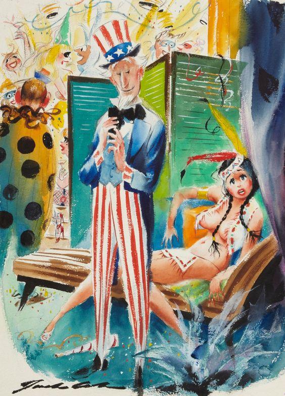 Jack Cole, Usa, 1914-1958