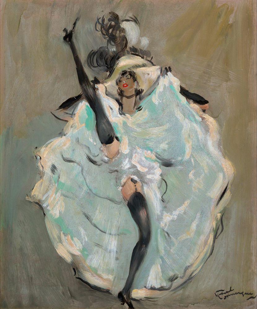 Jean-Gabriel Domergue, Francia, 1889-1962