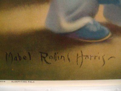 Pin-Up - Clásicos: Mabel Rollins Harris, Usa, 18??-19??
