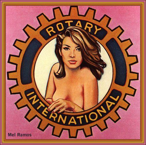 Mel Ramos, Usa, 1935-2018