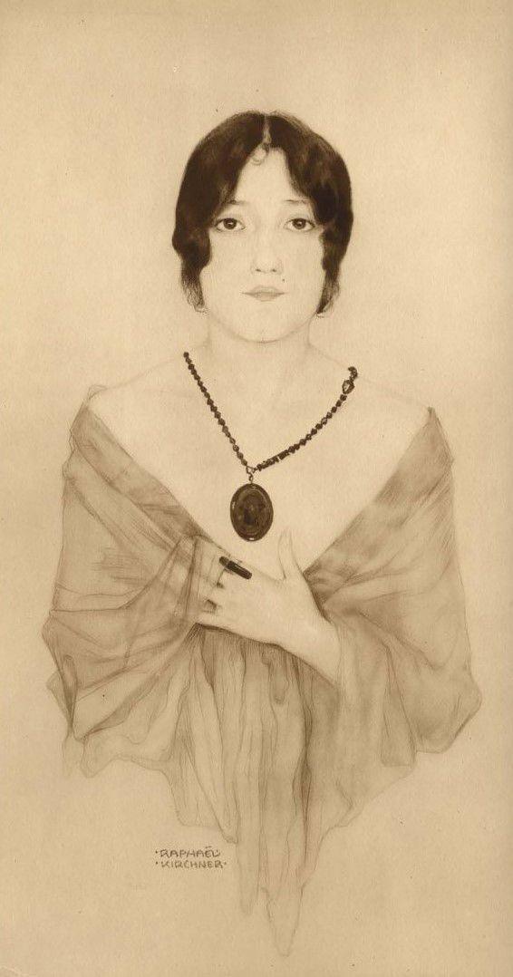 Raphael Kirchner, Austria, 1876-1917