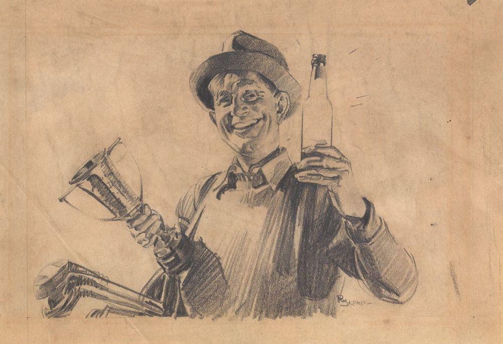 Robert Oliver Skemp, Usa, 1910-1984
