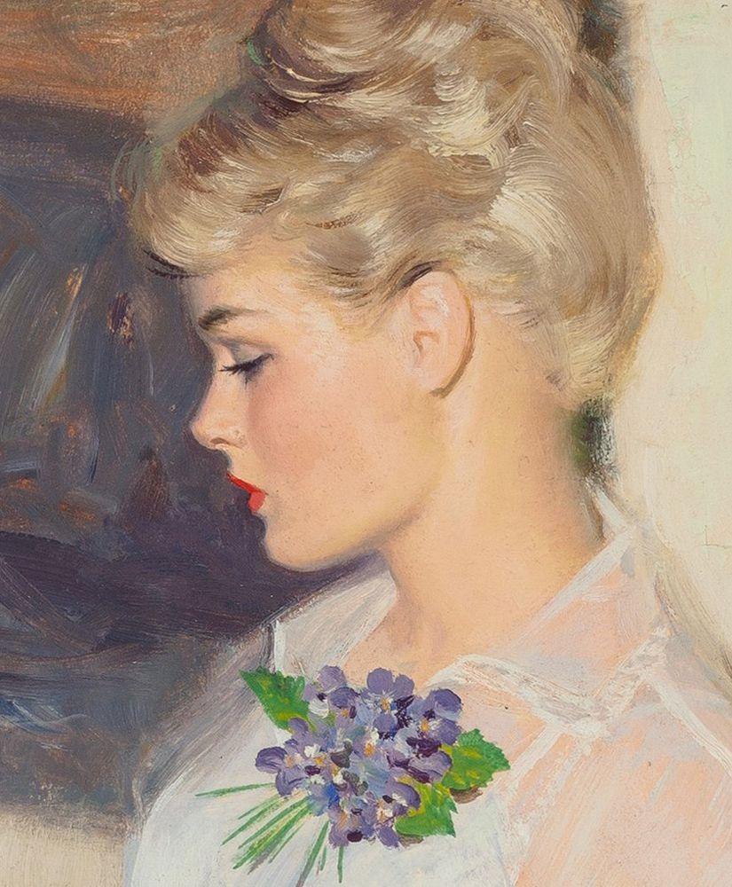 Tom Lovell, Usa, 1909-1997