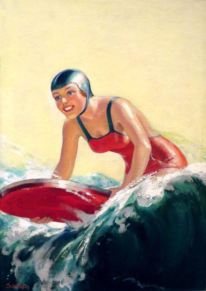 William Fulton Soare, Usa, 1896-1940