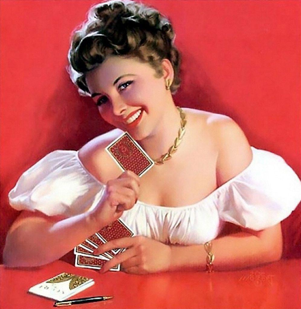 Zoe Mozert, Usa, 1907-1993