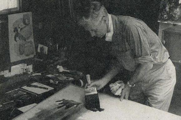 Alexander Sharpe Ross, Usa, 1908-1990