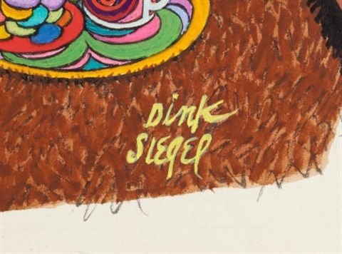 Dink Siegel, Usa, 1910-2003