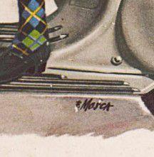Franco Mosca, Italia, 1910-2003