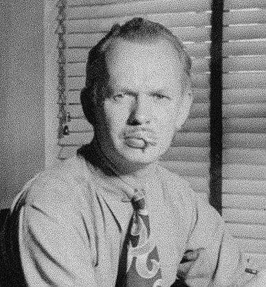 Fred Charles Rodewald, Usa, 1905-1955