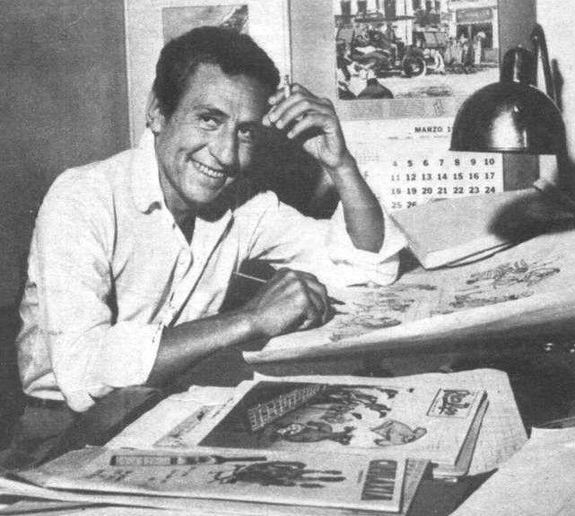 Guillermo Divito, Argentina, 1914-1969