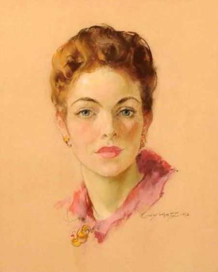 Guy Hoff, Usa, 1889-1962