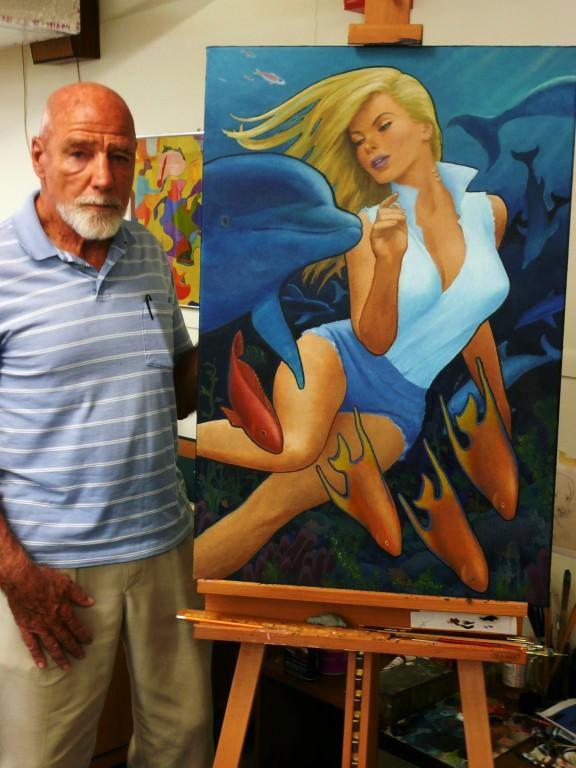 Jay Scott Pike, Usa, 1924-2015