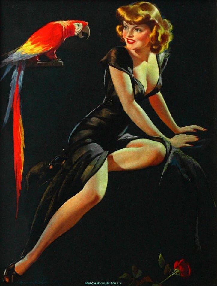 John Bradshaw Crandell, Usa, 1896-1966