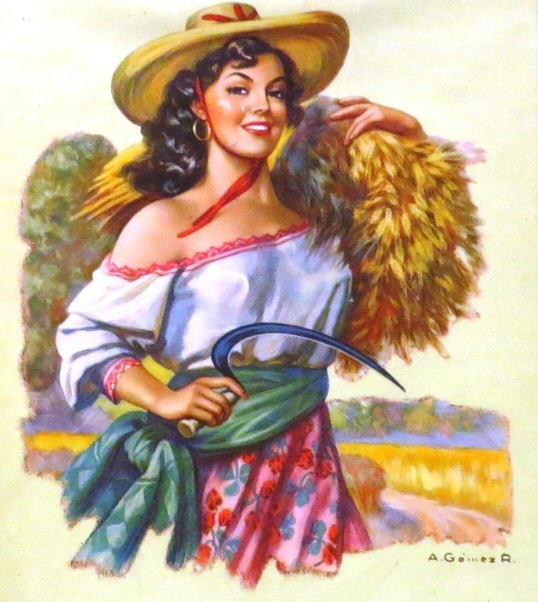 José Bribiesca Ruvalcaba, México, 1915-1959