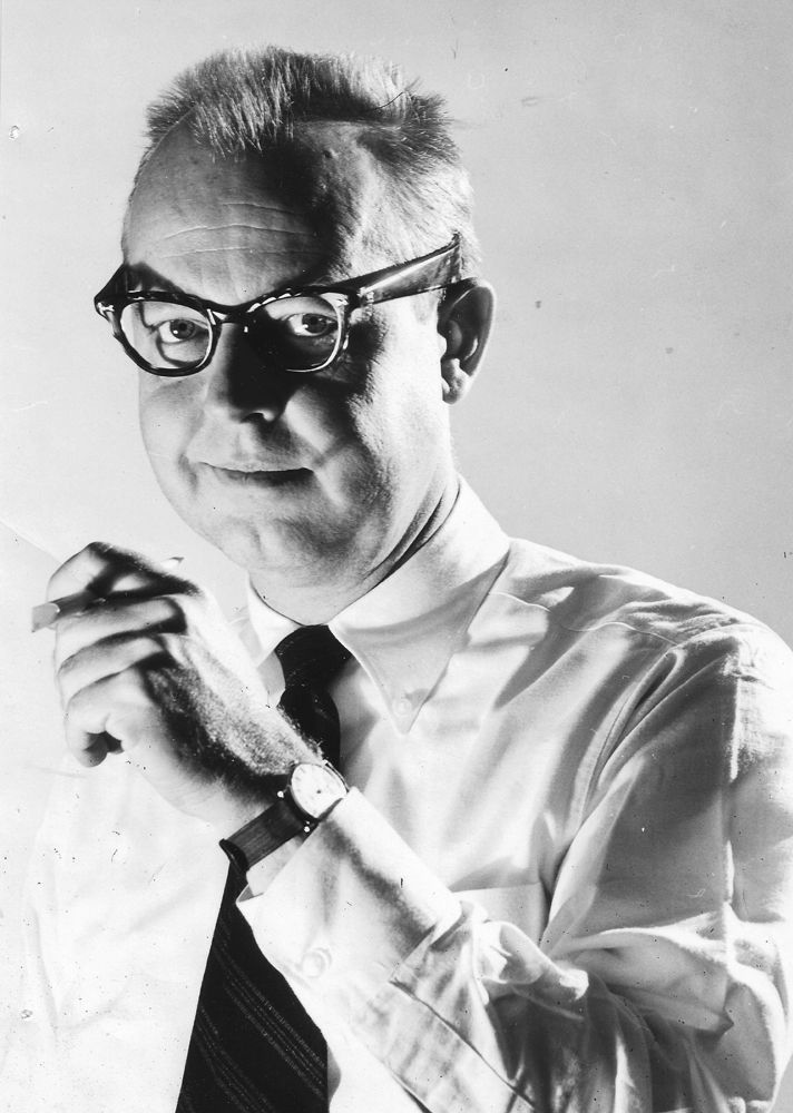 Mac Conner, Usa, 1913-2019
