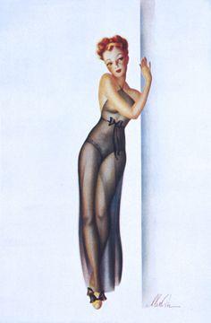 Merlin Enabnit, Usa, 1903-1979