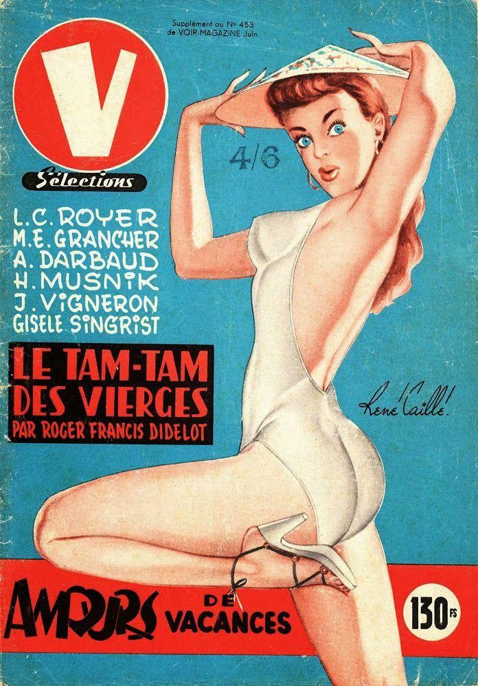René Caillé, Francia, 1921-2013