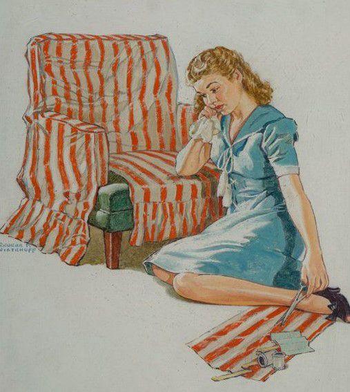 Revere Wistehuff, Usa, 1900-1971