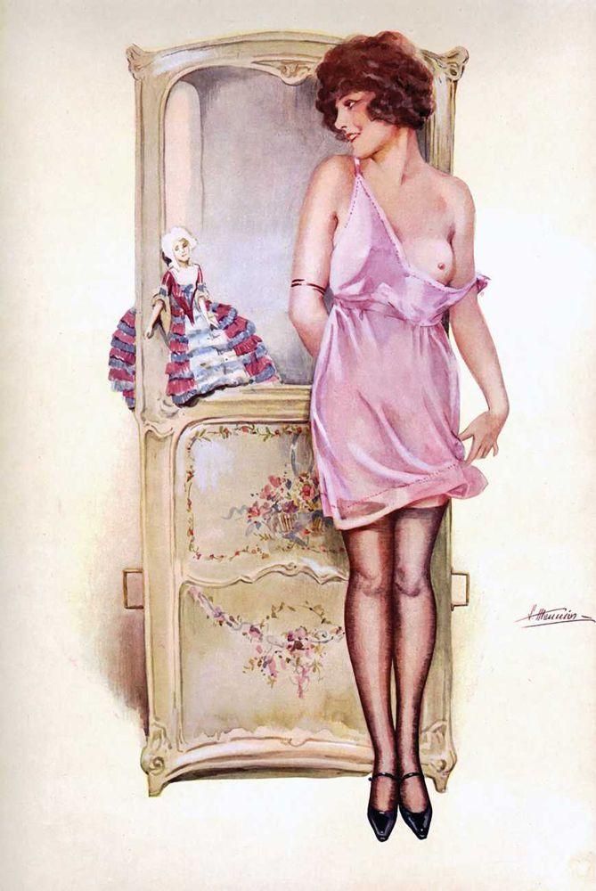 Suzanne Meunier-Point, Francia, 1888–1979
