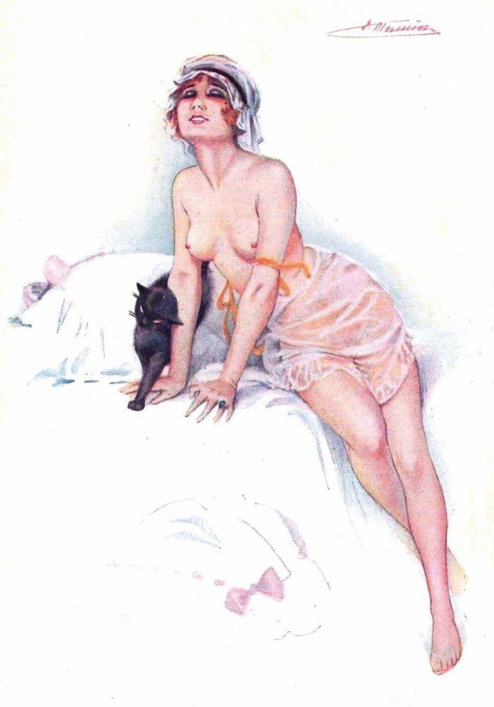 Suzanne Meunier, Francia, 1888–1979