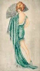Vala Moro, Austria, 1907-19??